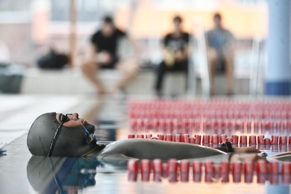 Freediving - Mateusz Malina spełnia swoje marzenia.