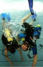 INTRO nurkowe czyli nurkowanie na próbę