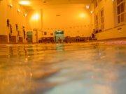 Pierwsze zajęcia basenowe 2013/2014
