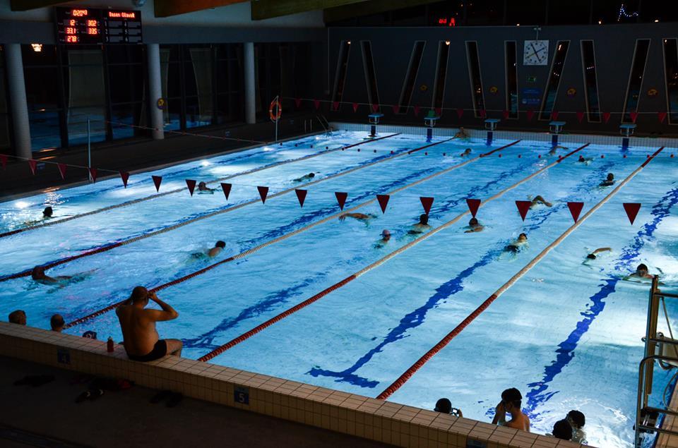 Zajęcia basenowe 2015