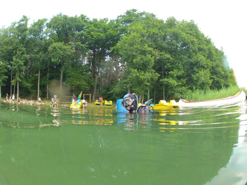 Survivalowo-nurkowy obóz letni 2018